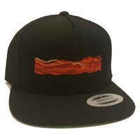 Bacon Hat Snapback
