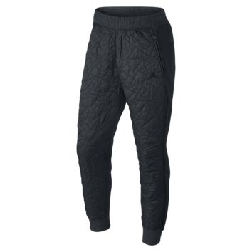 Jordan AJ VII Quilted Fleece Men's Sweatpants, by Nike