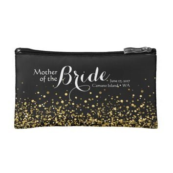 Mother of the Bride Cosmetic Bag