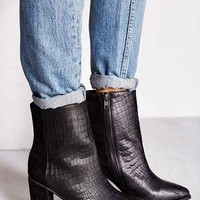 Sol Sana Georgie Mid-Rise Boot- Black