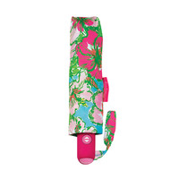 Lilly Pulitzer Travel Umbrella- Big Flirt- FINAL SALE