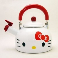 NEW Hello Kitty  Pot Tea kettle Japan Last one Best Buy gift