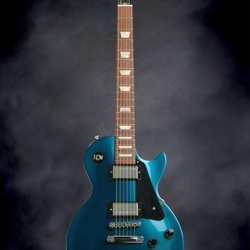 Gibson Les Paul Studio Pro - 2014, Teal Blue Candy