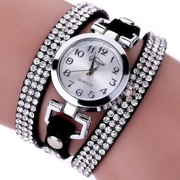 Leather watches Bracelet