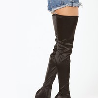 Dom Thigh High Boots