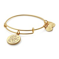 Alex and AniLive A Happy Life Expandable Wire Bangle