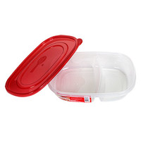 Bulk Betty Crocker Easy Seal Divided Storage Containers with Lids, 32 oz. at DollarTree.com
