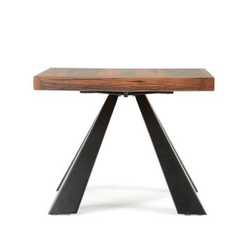 Modrest Norse Modern Wood End Table