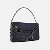 ‎‎‎Falabella Shaggy Deer Fold Over Tote ‎ - ‎Stella Mccartney ‎