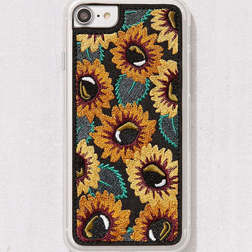 Zero Gravity Sunny Embroidered iPhone 8/7/6/6s Case | Urban Outfitters