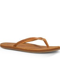 Sanuk Slim Sadie Tobacco Sandals