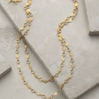 Manaus Pendant Necklace by La Vie Parisienne Gold One Size Necklaces
