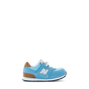 spbest NEW BALANCE TODDLER INFANT BLUE KL574U9I