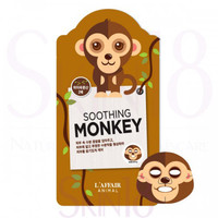 L'affair Animal Soothing Monkey Mask