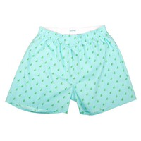Frog Boxers - Light Blue
