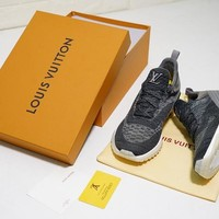 "Louis Vuitton SNEAKER VNR ""Oreo Grey"" HX3456-09"