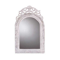 Arched-top Vanity Mirror