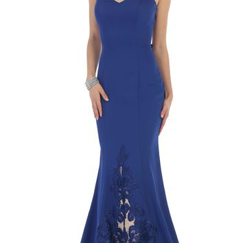 Prom Long Formal Evening Party Dress