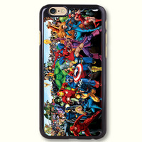 Avenger Marvel Comic Protective Phone Case For iPhone 7 7 Plus case, 70770