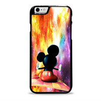 Mickey Mouse Fly Carpet Galaxy Disney Iphone 6 plus Case