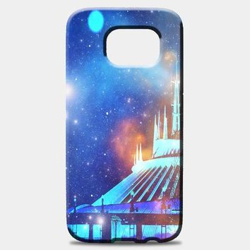 Space Mountain Walt Disney Samsung Galaxy S7 Case