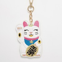 Skinnydip Cat Bag Charm
