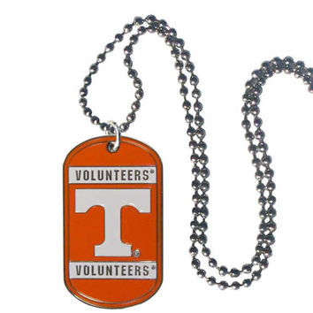 Tennessee Tag Necklace