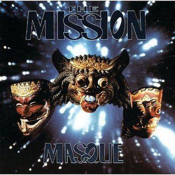 Masque [Audio Cassette] Mission UK