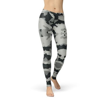 Amber Digital Grey Camo