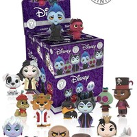 Funko Mystery Mini: Disney Villains & Buddies One Mystery Action Figure