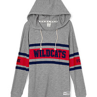 University of Arizona Varsity Pullover Hoodie - PINK - Victoria's Secret