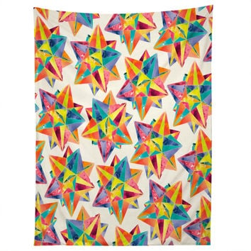 CMYKaren Star Power Tapestry