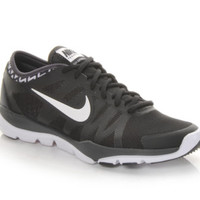 Women's Nike Flex Supreme TR 3 Black/White | Shoe Carnival