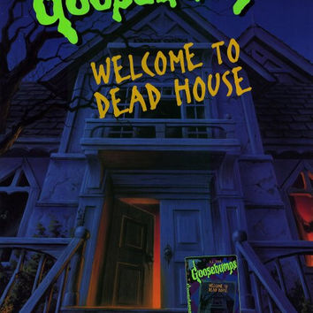 Goosebumps 11x17 Movie Poster (1997)