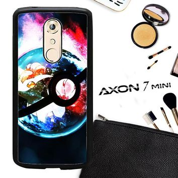Amazing Pokemon Ball Wallpaper Y0365 ZTE AXON 7 Mini Case