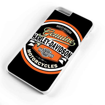 Harley Davidson Wisconsin Oconomowoc  iPhone 6s Plus Case iPhone 6s Case iPhone 6 Plus Case iPhone 6 Case