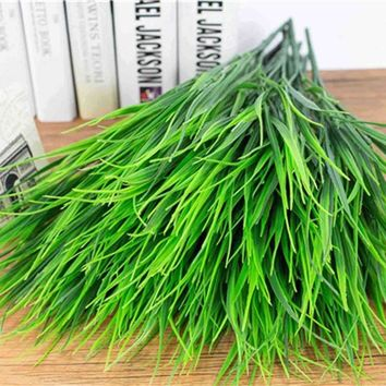 Artificial Plants For Dest Latest Clover Grass Store Plant Green Household Plastic New Plants Artificial Design Flowers Green G