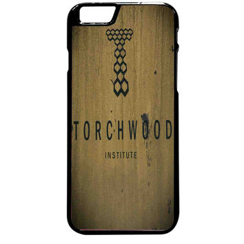 Torchwood Institute For iPhone 6 Plus Case *ST*