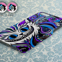 Cheshire Cat Painting 3D iPhone Cases for iPhone 4,iPhone 4s,iPhone 5,iPhone 5s,iPhone 5c,Samsung Galaxy s3,samsung Galaxy s4