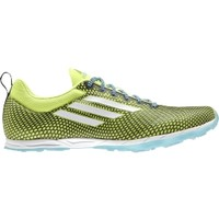adidas Women's XCS 6 Track and Field Shoes - Yellow/White | DICK'S Sporting Goods