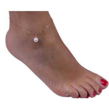 ANA PEARL ANKLET