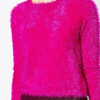 Sugarhill Boutique Sandra Fluffy Sweater