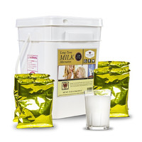 Wise Company Long-Term Dry Powdered Whey Milk (120 Servings)
