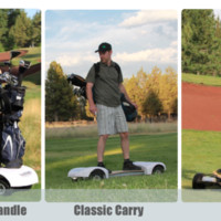 Surf the Earth with the GolfBoard