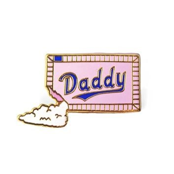 Sugar Daddy Pin