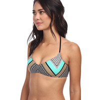 Body Glove Muse Mika Halter Triangle Top