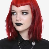 BlackCraft Logo Chain Collar Pins Hot Topic Exclusive