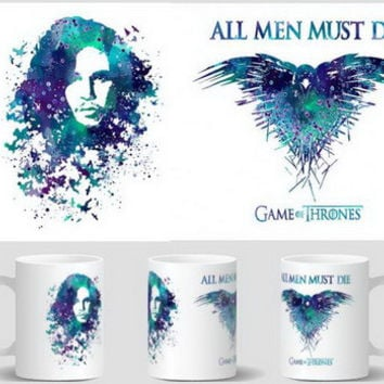 jon snow game of thrones mugs porcelain Coffee Mugs cups beer tea cup home decal ceramic Cups birthday gifts travel beer cup