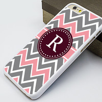 pink iphone 6 case,girl's gift iphone 6 plus case,pink chevron iophone 5s case,monogram iphone 5c case,art iphone 4s case,personalized iphone 4 case