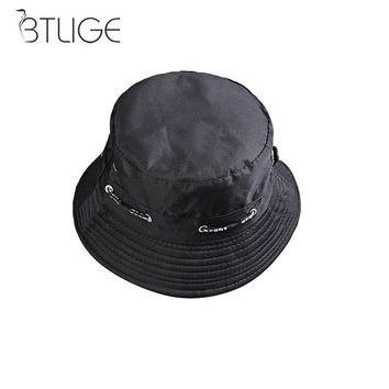 BTLIGE Durable Bucket Sun Hat Hiking Fishing Travel Cap Wide Brim Military Camo Outdoor Summer Fisherman Hat